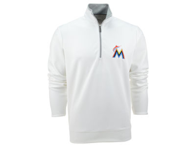 Miami Marlins MLB Men's Leader Pullover Shirt