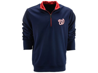 Washington Nationals MLB Men's Leader Pullover Shirt