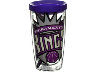 Sacramento Kings 16oz. Colossal Wrap Tumbler with Lid