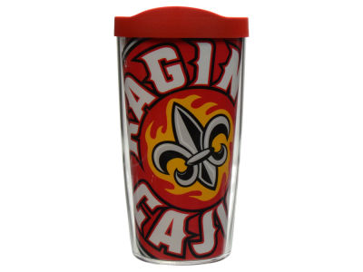 Louisiana Ragin' Cajuns 16oz. Colossal Wrap Tumbler with Lid