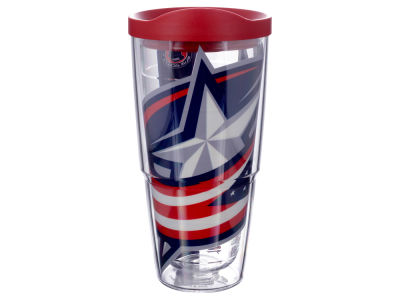 Columbus Blue Jackets 24oz. Colossal Wrap Tumbler