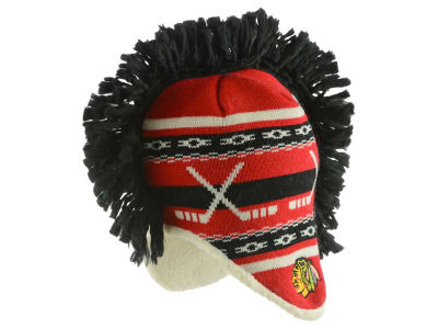 Chicago Blackhawks Reebok NHL 2014 Mohawk Knit