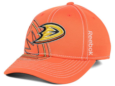 Anaheim Ducks Reebok NHL 2014 Draft Spin Flex Cap