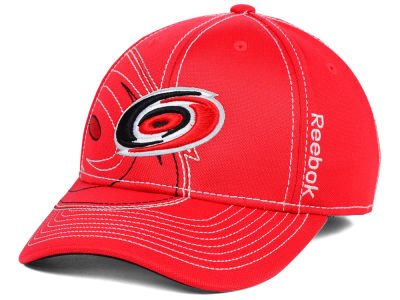 Carolina Hurricanes Reebok NHL 2014 Draft Spin Flex Cap