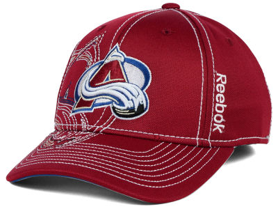Colorado Avalanche Reebok NHL 2014 Draft Spin Flex Cap
