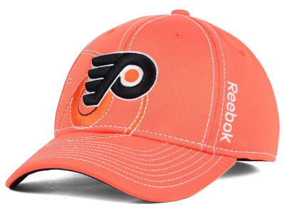 Philadelphia Flyers Reebok NHL 2014 Draft Spin Flex Cap