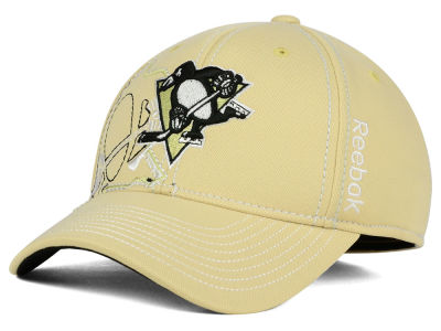 Pittsburgh Penguins Reebok NHL 2014 Draft Spin Flex Cap