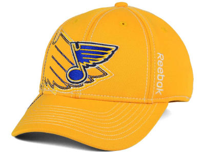 St. Louis Blues Reebok NHL 2014 Draft Spin Flex Cap