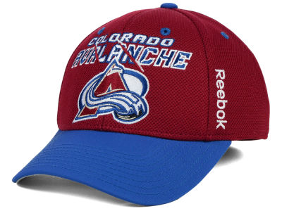 Colorado Avalanche Reebok NHL 2014-2015 2nd Season Flex Cap
