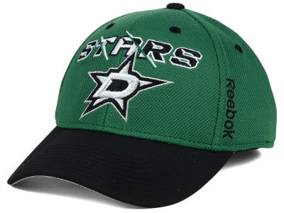 Dallas Stars Reebok NHL 2014-2015 2nd Season Flex Cap