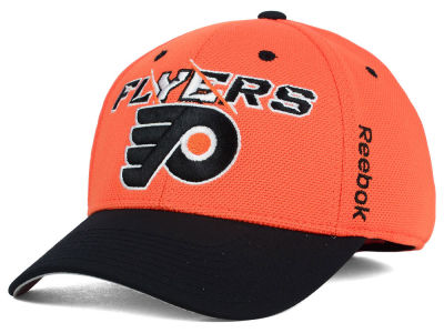 Philadelphia Flyers Reebok NHL 2014-2015 2nd Season Flex Cap