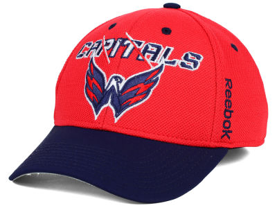 Washington Capitals Reebok NHL 2014-2015 2nd Season Flex Cap