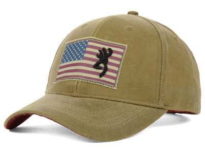 Browning Liberty Wax Adjustable Cap