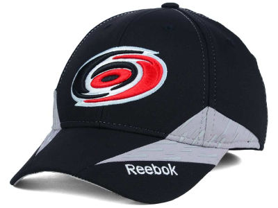 Carolina Hurricanes Reebok NHL Practice Flex Hat