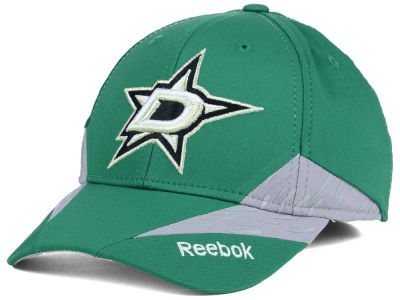 Dallas Stars Reebok NHL Practice Flex Hat