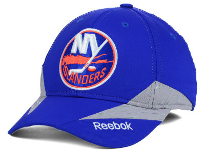 New York Islanders Reebok NHL Practice Flex Hat
