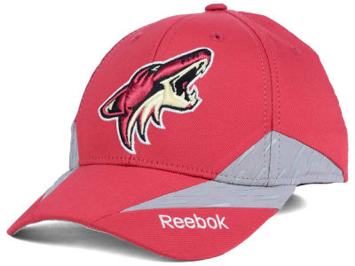 Arizona Coyotes Reebok NHL Practice Flex Hat