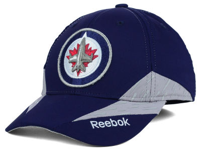 Winnipeg Jets Reebok NHL Practice Flex Hat