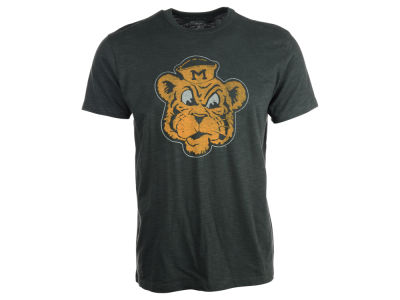 Missouri Tigers NCAA Vault Logo Scrum T-Shirt