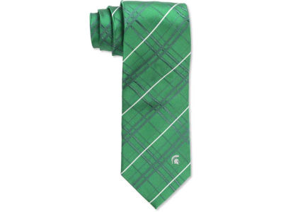 Michigan State Spartans Oxford Woven Tie