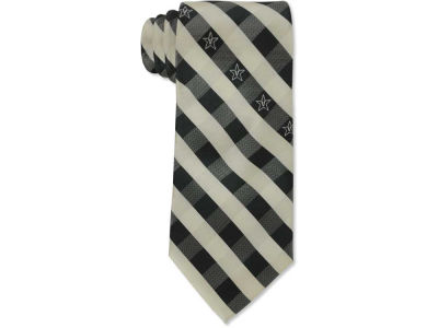 Vanderbilt Commodores Polyester Checked Tie