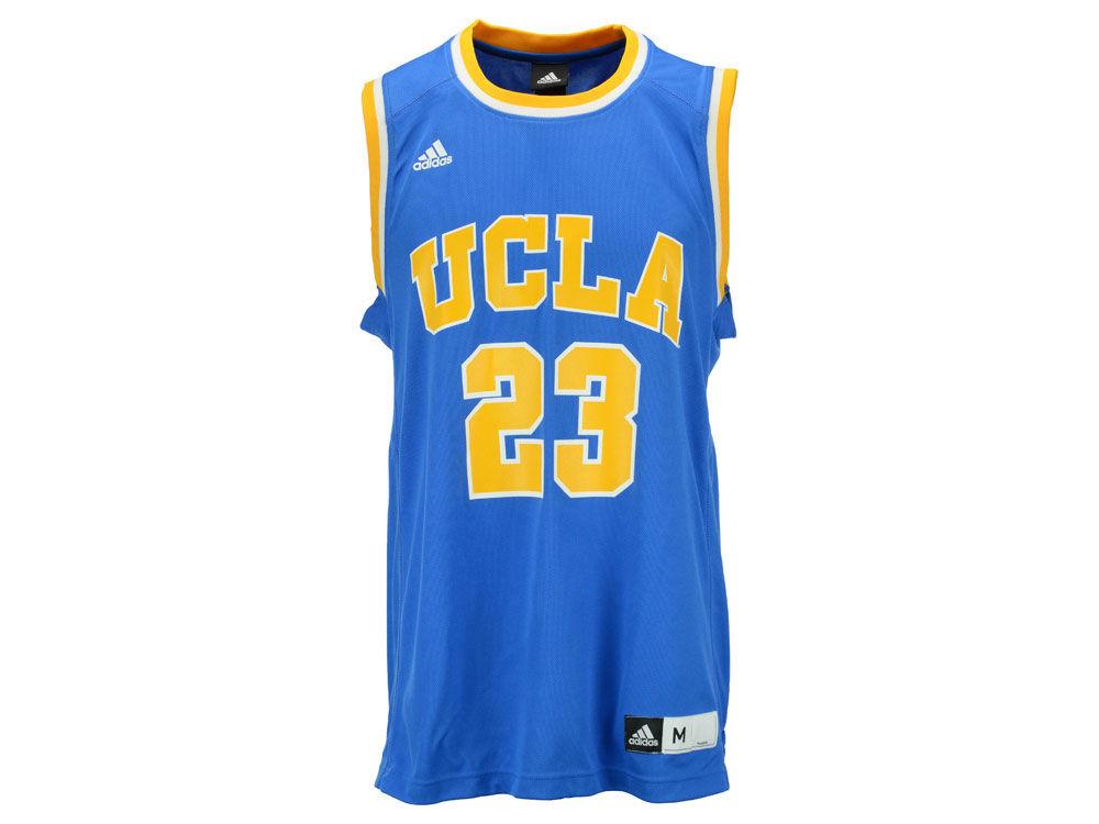 best service 40d6e 91af8 UCLA Bruins #23 adidas NCAA Basketball Replica Jersey
