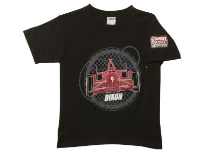 Scott Dixon Ganassi Youth Wire Frame T-Shirt