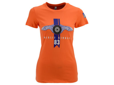 Charlie Kimball Ganassi 2014 Womens Wing and Wheel T-Shirt