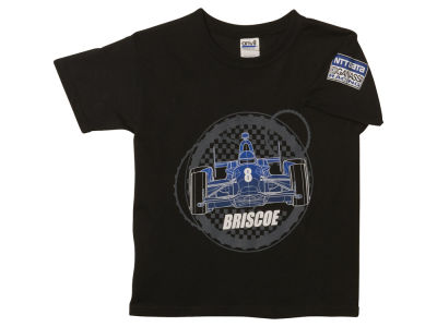 Ryan Briscoe Ganassi Youth Wire Frame T-Shirt