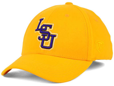 LSU Tigers Top of the World NCAA Memory Fit PC Cap