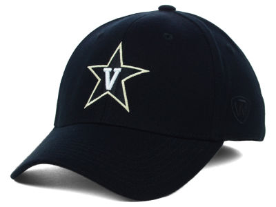 Vanderbilt Commodores Top of the World NCAA Memory Fit PC Cap