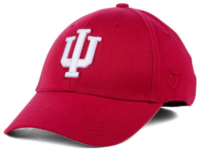 Indiana Hoosiers Top of the World NCAA Memory Fit PC Cap