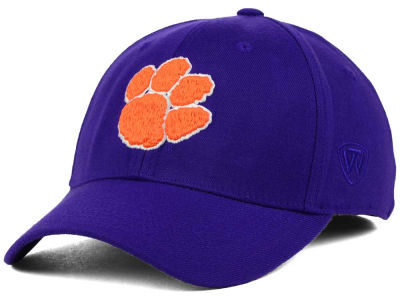 Clemson Tigers Top of the World NCAA Memory Fit PC Cap