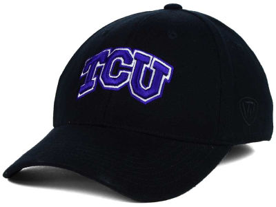 Texas Christian Horned Frogs Top of the World NCAA Memory Fit PC Cap