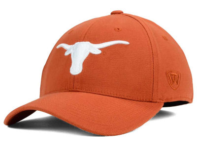 Texas Longhorns Top of the World NCAA Memory Fit PC Cap