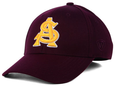 Arizona State Sun Devils Top of the World NCAA Memory Fit PC Cap