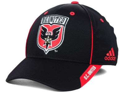 DC United adidas MLS Mid Fielder Cap
