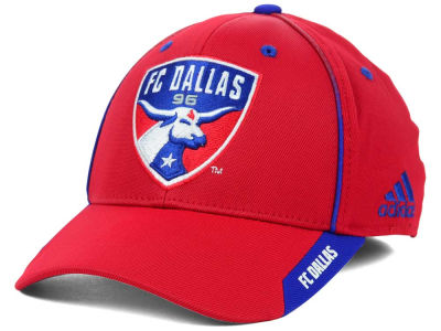 FC Dallas adidas MLS Mid Fielder Cap