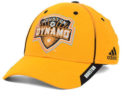 Houston Dynamo adidas MLS Mid Fielder Cap