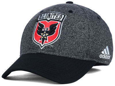 DC United adidas MLS Two Touch Cap