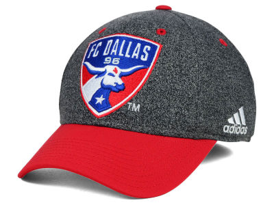 FC Dallas adidas MLS Two Touch Cap