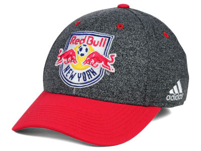 New York Red Bulls adidas MLS Two Touch Cap