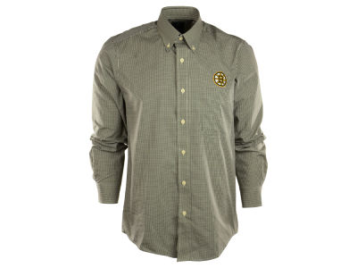Boston Bruins NHL Focus Long Sleeve Woven Shirt