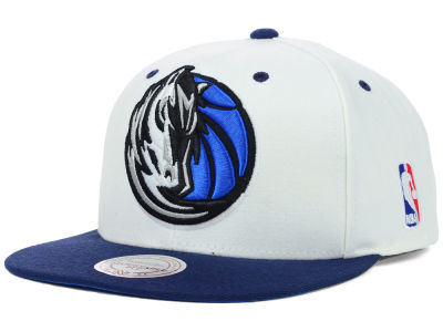 Dallas Mavericks Mitchell & Ness NBA Undertime Snapback Cap