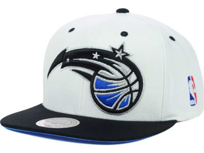 Orlando Magic Mitchell and Ness NBA Undertime Snapback Cap
