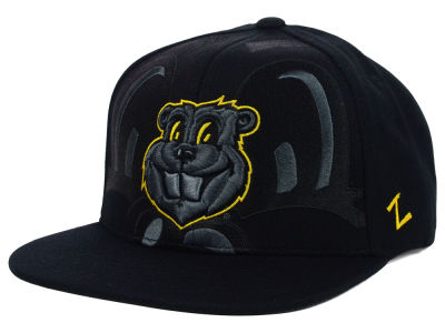 Minnesota Golden Gophers Zephyr NCAA Covert Snapback Cap