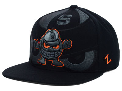 Syracuse Orange Zephyr NCAA Covert Snapback Cap
