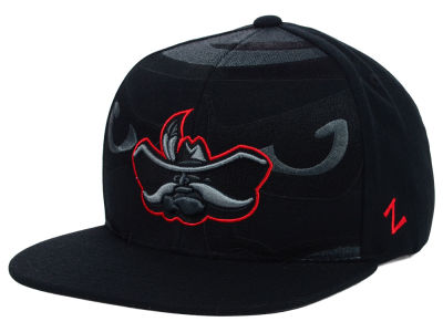 UNLV Runnin Rebels Zephyr NCAA Covert Snapback Cap