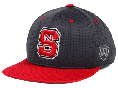 North Carolina State Wolfpack Top of the World NCAA CWS Slam JM M-Fit Cap