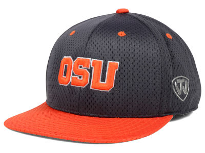 Oregon State Beavers Top of the World NCAA CWS Slam JM M-Fit Cap